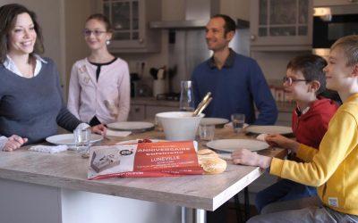 Le sac à pain publicitaire